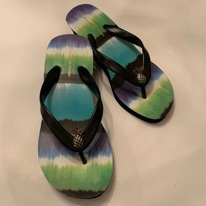 Tommy Bahama Wedge Sandals. Size 6 1/2